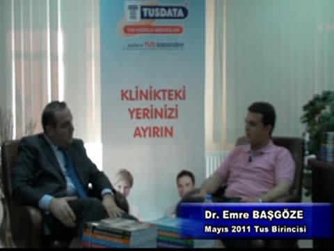 Dr. Emre BAŞGÖZE Mayıs 2011 TUS 1.'si